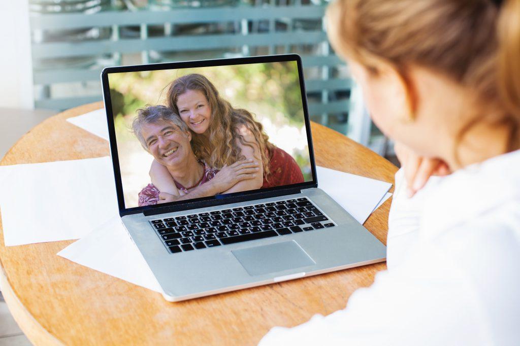 Soins par Skype